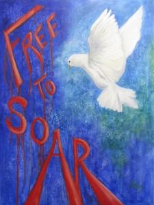 free to soar
