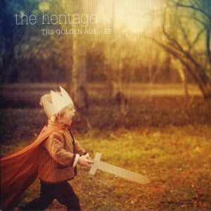 heritage EP cover