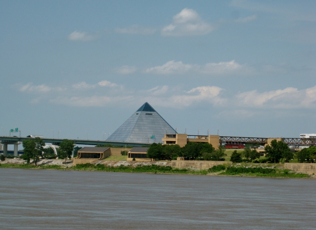 The Pyramid was featured in the Tom Cruise movie, The Firm.
